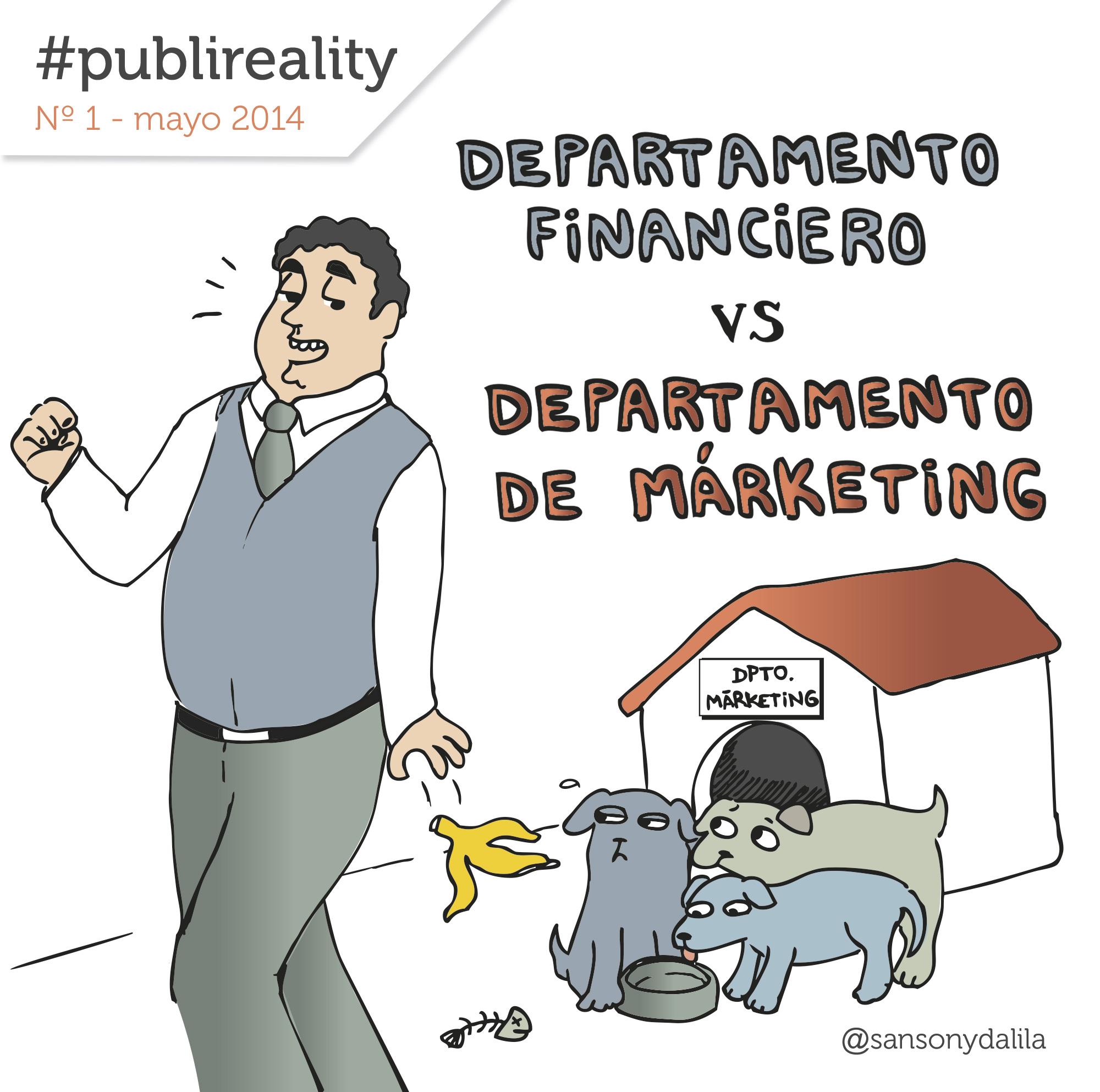 #publireality #1