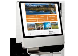 Diseño web del Ayuntamiento de Candeleda
