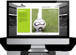 Diseño Web Kick Off