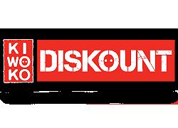 Kiwoko Diskount: diseño de marca