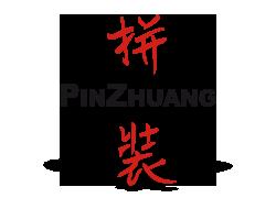Presentación de la obra de arte Pinzhuang