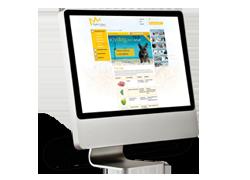 Desarrollo y diseño web de Triple Crown