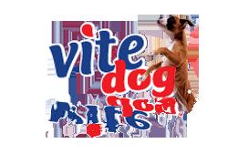 Diseño de marca Vite Dog